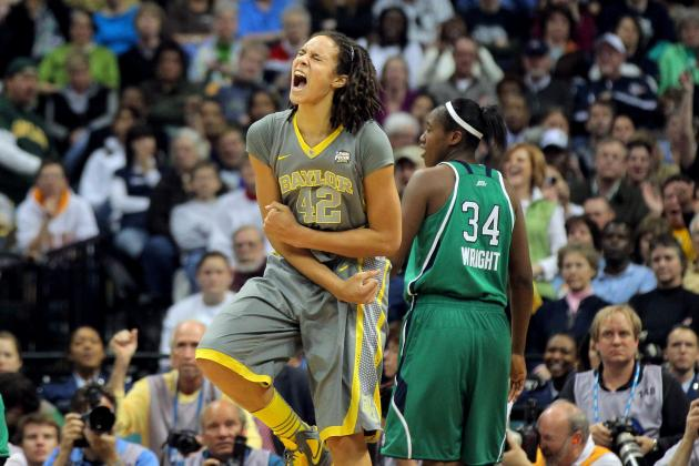 Is Baylor's Brittney Griner Better Than Lisa Leslie?