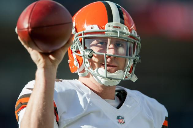 Weeden Getting Advice from the Guy You'd Expect to Advise Him