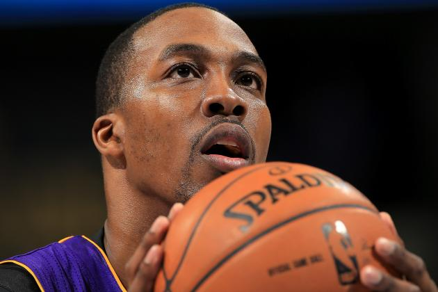 Dwight Howard Is an 82 Percent Free-Throw Shooter This Season (In Practice)