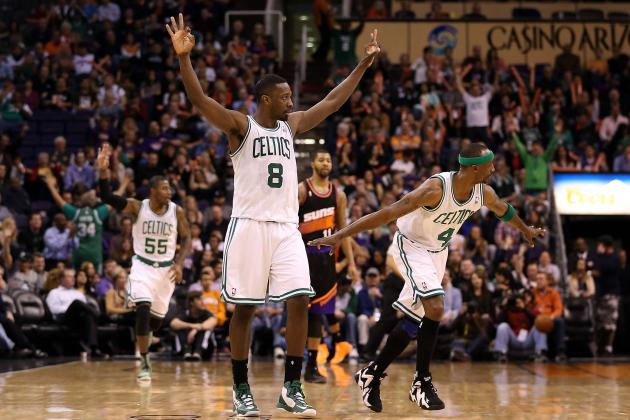 Boston Celtics: Jeff Green Must Be Utilized More Often