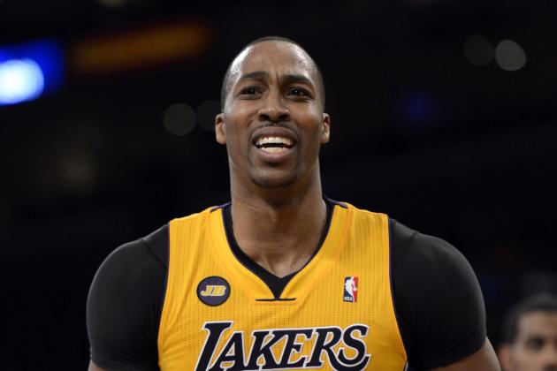 Dwight Howard Opens Up About Criticism, Future with Lakers
