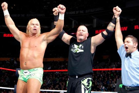 New Age Outlaws: Why Tandem Should Win Tag Team Titles at WWE WrestleMania 29