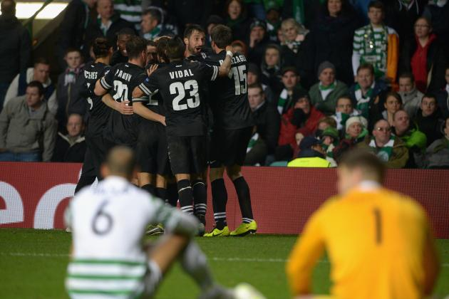 Champions League: Juventus, Celtic Talk Up Chances for Drama, but Don't Buy It