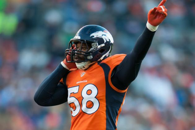 Von Miller Promises Broncos Will Win Super Bowl XLVIII