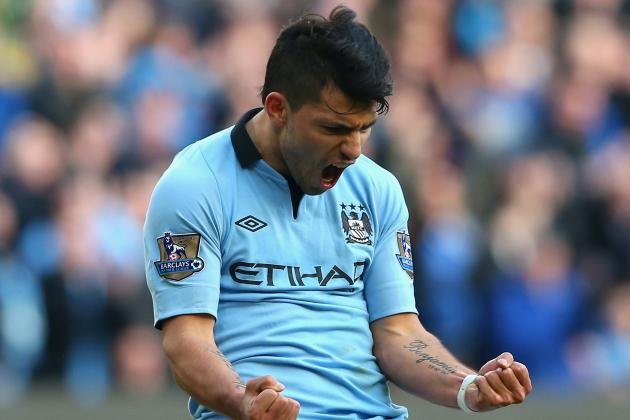 Maradona Talks Up Aguero Real Move