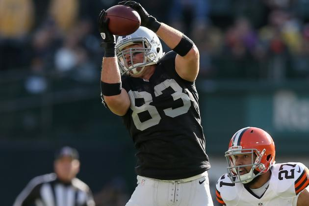Brandon Myers: It Looks Like I'm Leaving Raiders