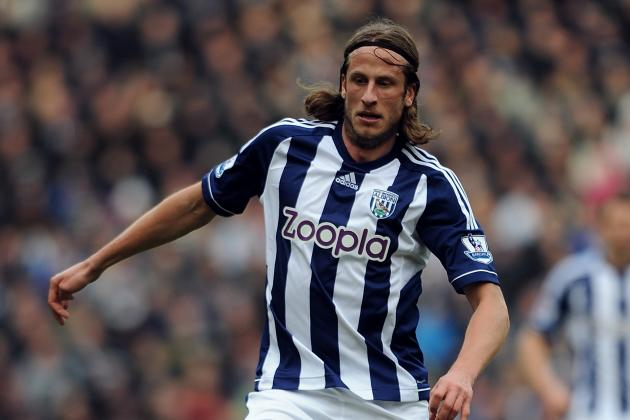 Jonas Olsson Calls for West Brom to Sort out Gareth McAuleys Future