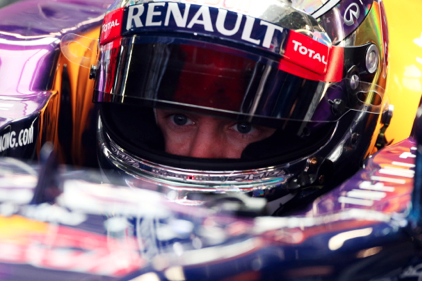 Vettel Frustrated by Lack of Running and Inconsistent Tyres