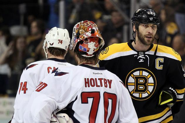 Boston Bruins: Can They Turn the Tables on Washington Like Past Nemeses?