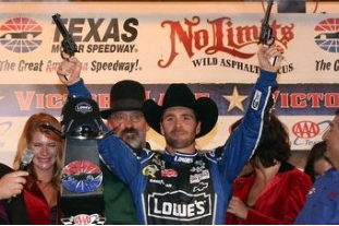 Post-Race Gun Celebration at Texas May Be Changed