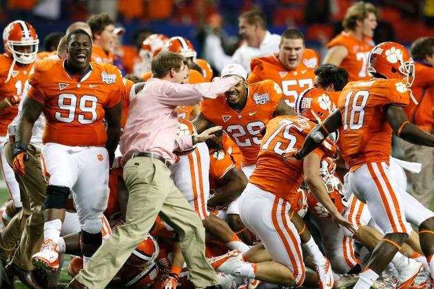 Georgia-Clemson Gets Prime-Time National Spotlight