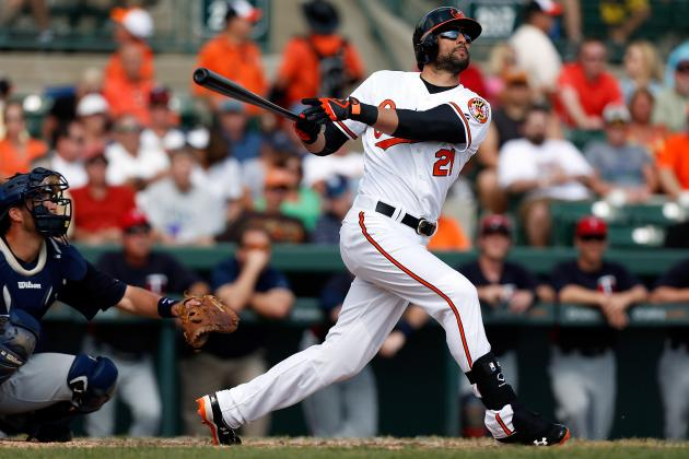 Orioles RF Nick Markakis Says He's Still 'a Couple Days' Away from Returning
