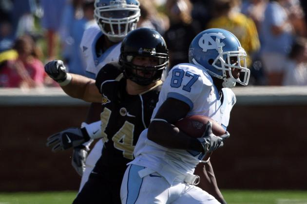 Heels to Open 2013 Season on ESPN