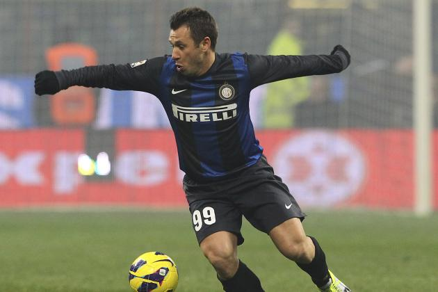 Cassano Fined €40,000 by Inter