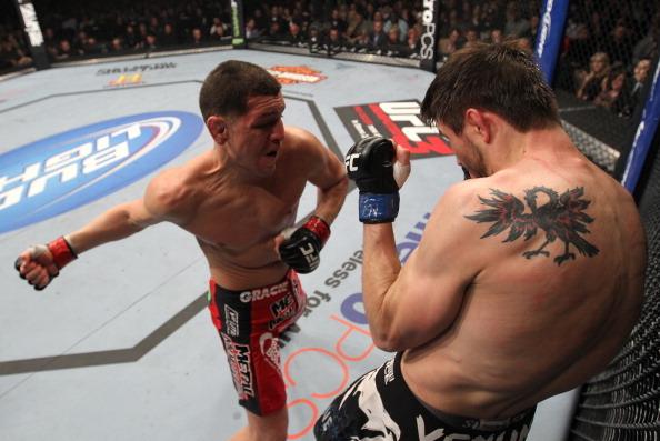 UFC 158 Georges St. Pierre vs. Nick Diaz: The Achilles Heel of Stockton's Pride