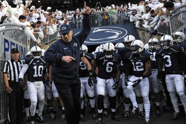 Should Penn State's Penalties Be Reduced This Quickly?