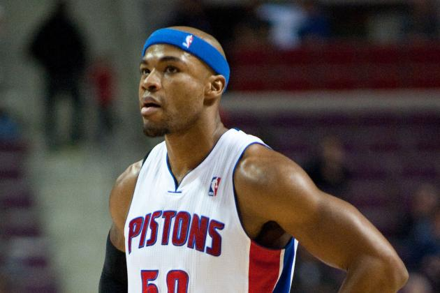 Maggette, Pistons Have Mutual Interest in Return