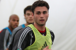Union Sign Trialist Matt Kassel