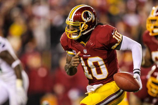 He Might Be Overstepping, but Jim Irsay's RG3 Comments Still Make Sense