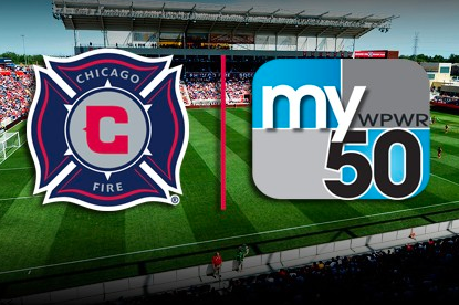 Chicago Fire Names WPWR My50 Chicago as Official Television Partner for 2013