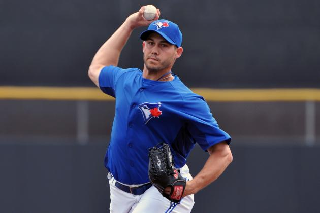 Dustin McGowan in Blue Jays Pitching Mix as Reliever