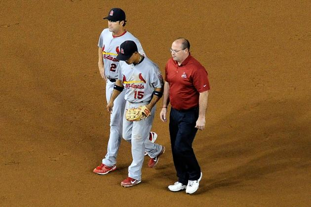 Furcal to Visit Dr. Andrews About Ailing Elbow