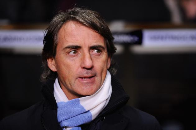 Mancini Blames Poor Finishing for Manchester Citys Faltering Title Defence