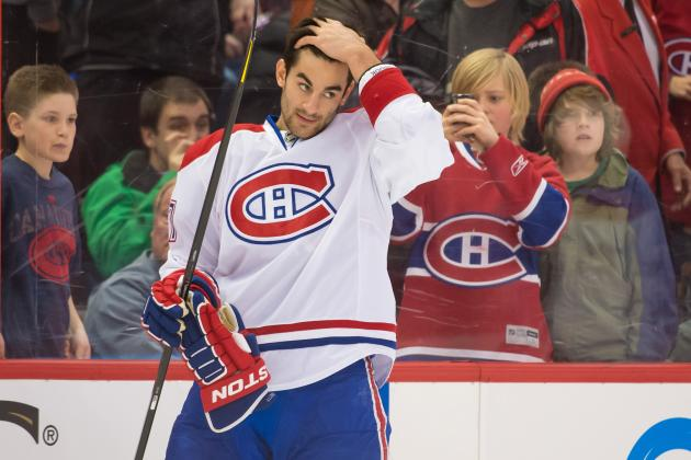 Max Pacioretty Named the First Star of the Week