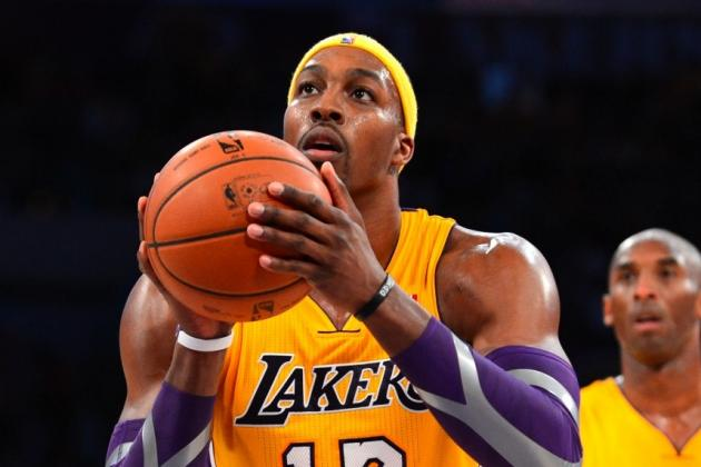 Dwight Shoots 82% at Practice?