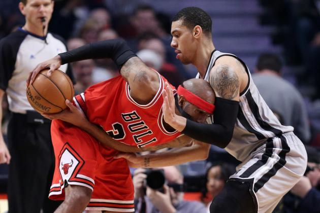 Chicago Bulls vs. San Antonio Spurs: Preview, Analysis and Predictions