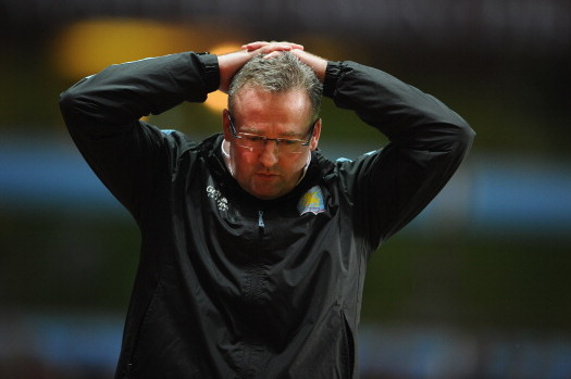 Aston Villa Boss Paul Lambert Left Frustrated by 'Ridiculous' Man City Goal