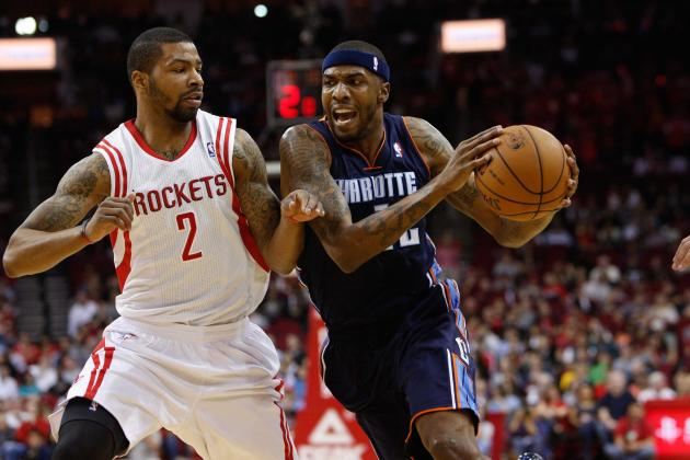 Tyrus Thomas Was Asked to Stay Away from the Charlotte Bobcats' Road Trip
