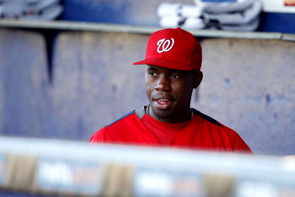 Washington Nationals Outfielder Eury Perez Shows Signs of Growth
