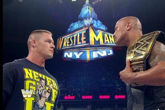 WrestleMania 29: Predictability Is Where the Money Is; How Is More Important?
