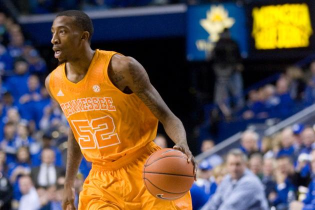 Jordan McRae Trying to Stay Focused Amid SEC Player of the Year, NBA Rumblings