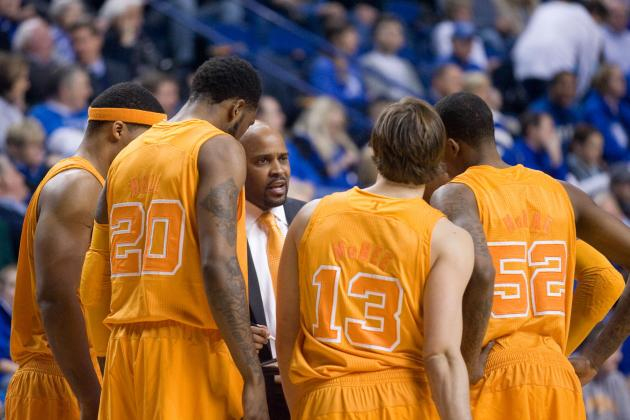Cuonzo Martin Focused on Keeping Vols Focused