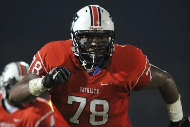 Which SEC Team Is Best Fit for Massive 4-Star OG Jordan Sims?