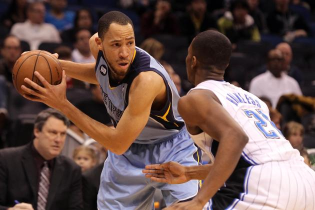 Tayshaun Prince Has Been Quietly Effective as a Grizzly