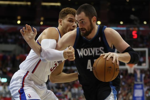 Love on the T-Wolves' Future, Returning from Injury, and Pekovic's Aura