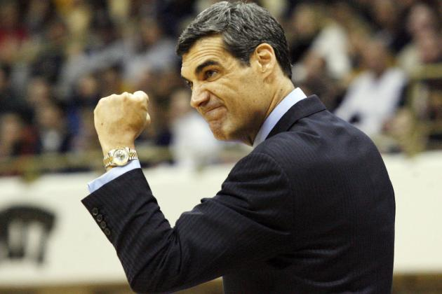 Villanova Has One Last Chance Before Tourney to Make Good Impression