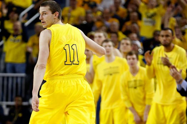 Team Meeting Pumps Up Michigan Intensity