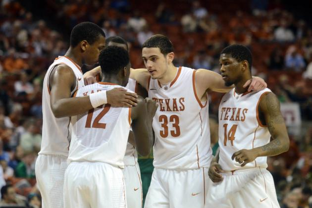 Texas Captures Victory on Senior Night