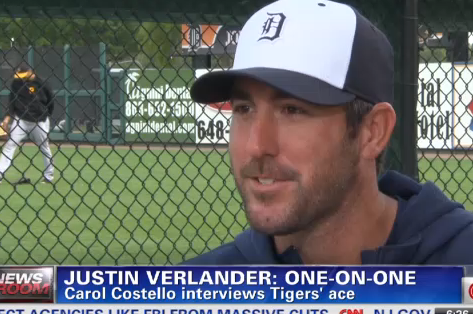 Video: Verlander Talks $200M, Gay Rights in MLB