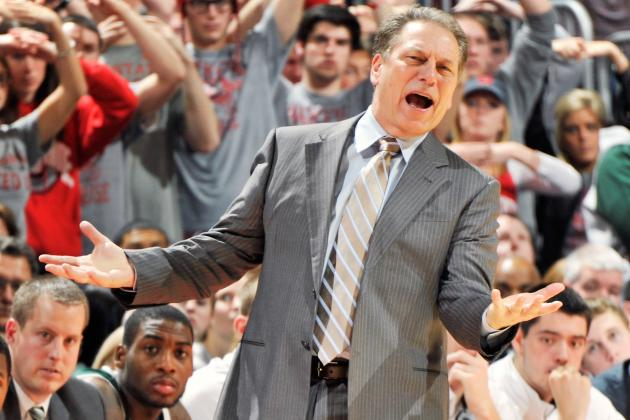 Spartans' Tom Izzo Takes Blame for Way Michigan Loss Ended