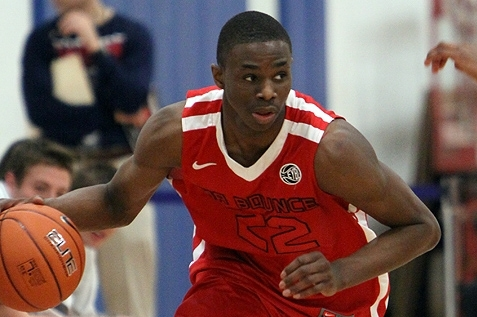 Nation's Top Recruit Andrew Wiggins Visits
