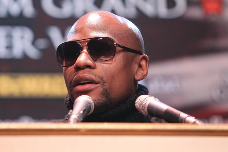 Floyd Mayweather Must Schedule Bout Against Top-Flight Boxer