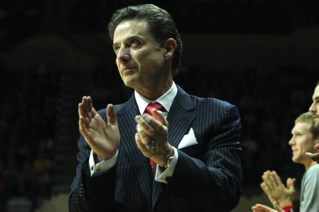 Pitino Wins 300th Game at Louisville