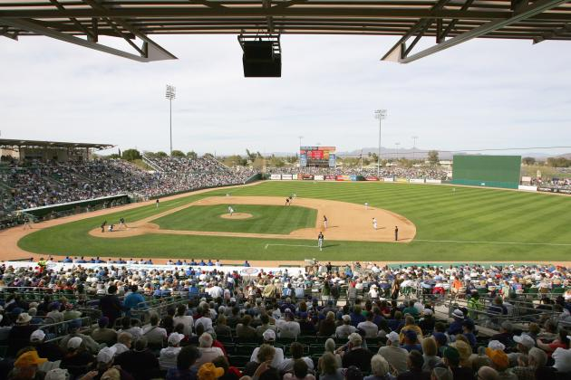A's Secure New Spring Training Home