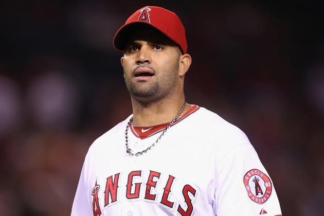 Albert Pujols to Make His Spring Debut Tuesday
