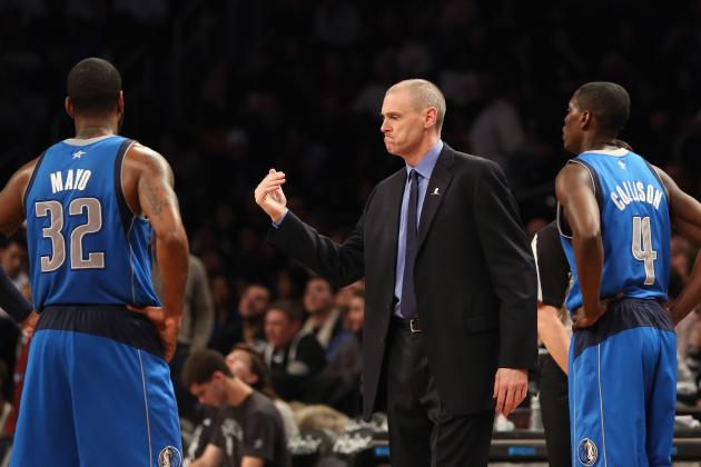 Rick Carlisle: Mavs' Many Free Agents Auditioning to Return